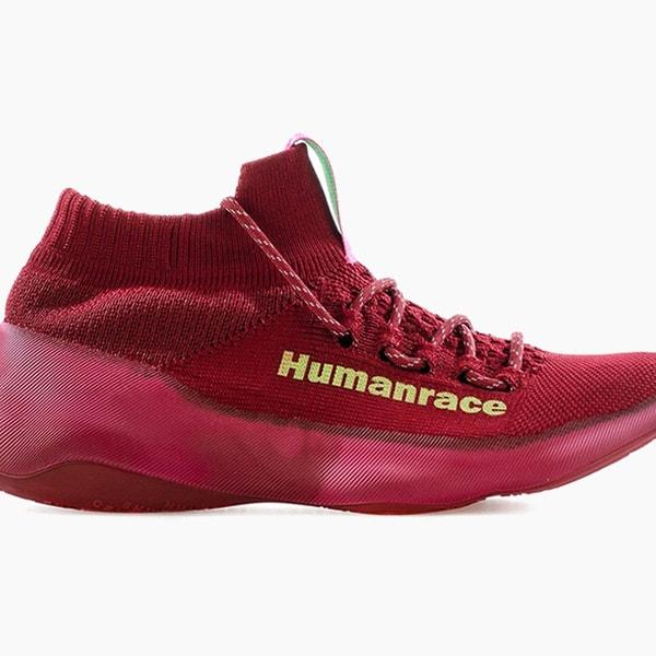 "Pharrell x adidas Humanrace Sičhona ""Burgundy"""