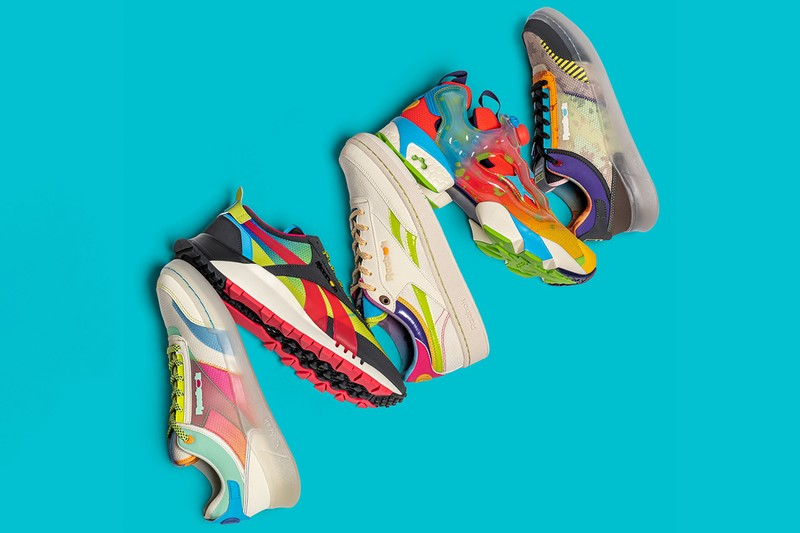 Reebok Officially Reveals Its Sugary Footwear Collaboration With Jelly Belly