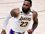 """Jerry West Calls LeBron James """"the Smartest Player I Have Ever Seen Play Basketball"""""""