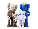 The 'KAWS FAMILY' Set Saw a Global Release