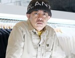 Kenzo Taps Streetwear Designer NIGO as Next Artistic Director