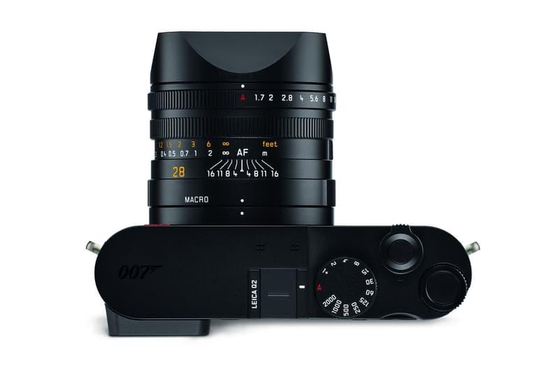 leica q2 camera james bond no time to die 007 edition daniel craig greg williams london gallery exhibition