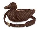 Images Appear of a NIGO x Louis Vuitton Monogram Duck Bag