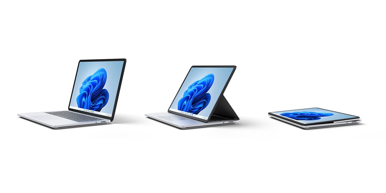 Microsoft Unveiled an Impressive New Surface Lineup at Its Fall 2021 Event tablet laptop surface duo windows 11 surface pro surface go