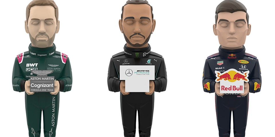 Mighty Jaxx and Formula 1® Release Full Lineup of Tech-Enabled Collectibles