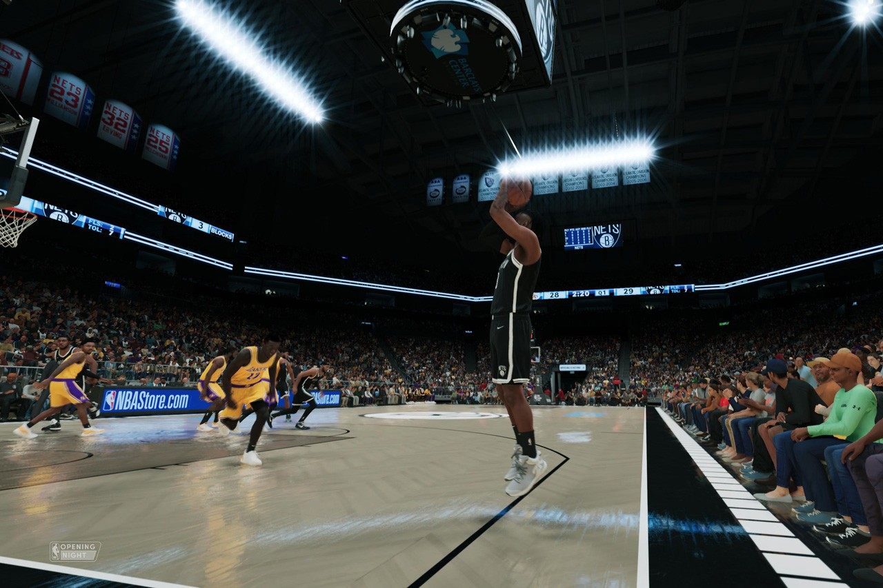 gaming review improvements nets lakers gaming best review basketball sports game