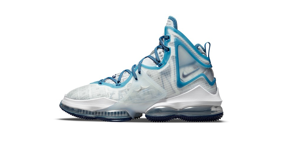 "LeBron James' Nike LeBron 19 ""Space Jam"" is Unveiled"