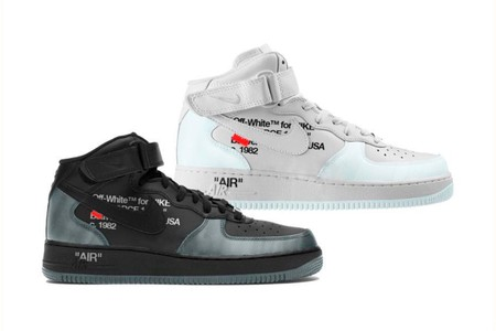 Off-White™ x Nike Air Force 1 Mids Are Reportedly Releasing Next Year