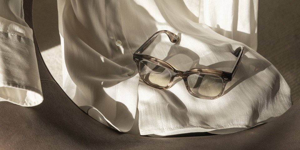 Oliver Peoples Collaborates With Brunello Cucinelli in Timeless Eyewear Range