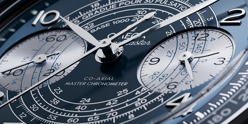 Omega Revives Chronoscope Name as the Speedmaster That Does It All