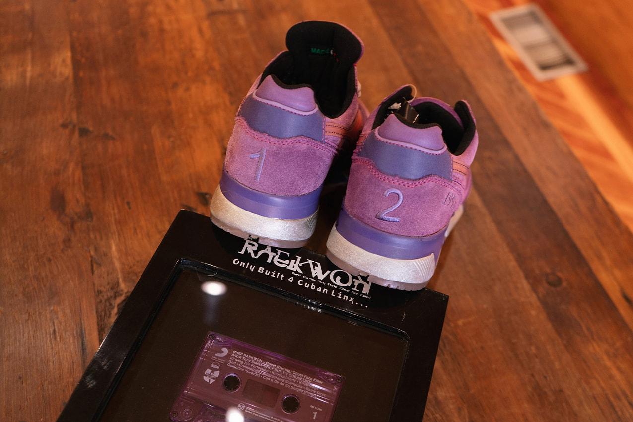 sole mates rick ky cao ps and qs Philadelphia sneaker store diadora n9000 raekwon purple tape only built 4 cuban linx interview conversation