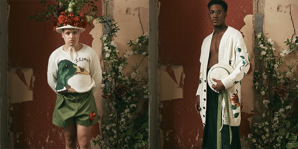 S.S.DALEY Debuts at London Fashion Week With A* SS22 Collection