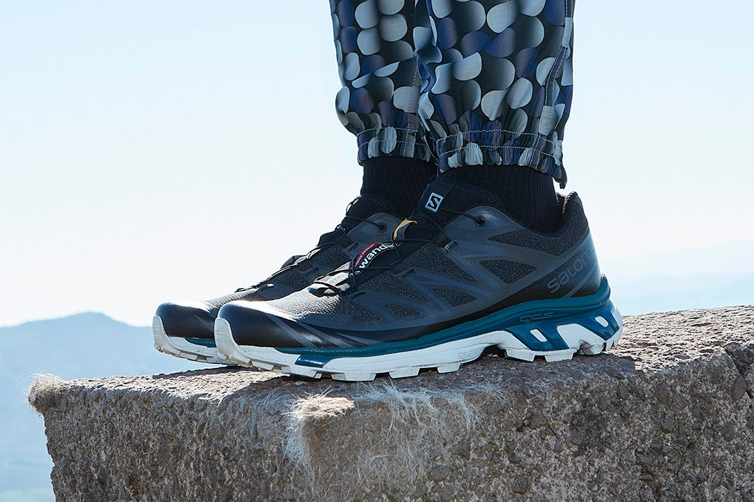 Salomon and and wander Celebrate Nature With Fifth Collaboration