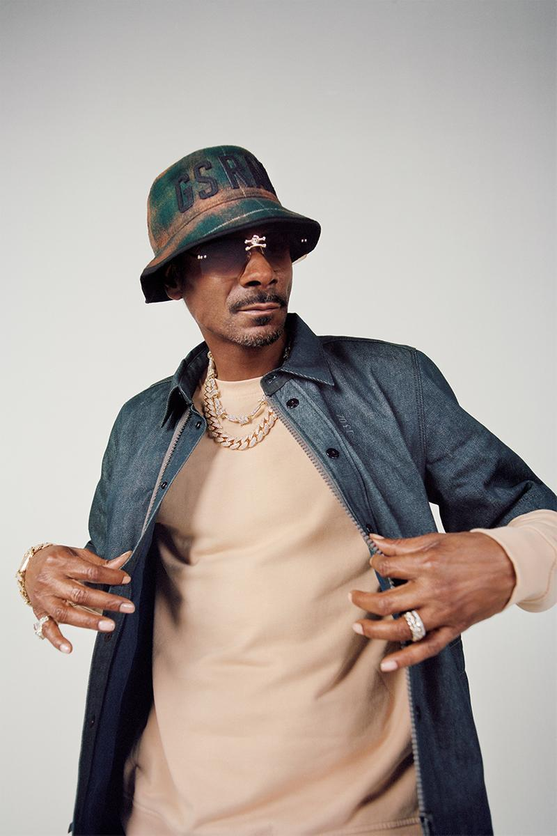 snoop dogg g-star RAW hardcore denim jeans moda streetwear hip hop música holandés amsterdam los angeles