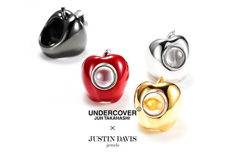 UNDERCOVER Celebrates Justin Davis' 20th Anniversary With Playful Jewelry Capsule