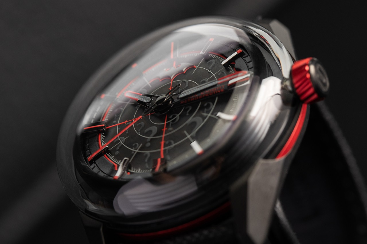 UNDONE Creates a Modern Batman Watch Based on Retro Design Cues From 1960s TV Show