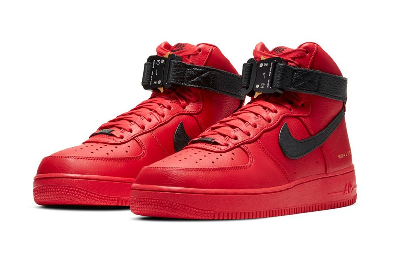 Buckle Up for 1017 ALYX 9SM's Next Duo of Exclusive Nike Air Force 1 High Collaborations