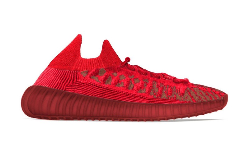 """adidas YEEZY BOOST 350 V2 CMPCT is Revealed in """"Slate Red"""""""