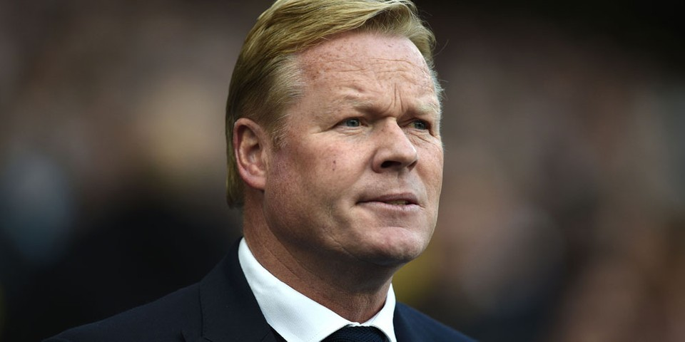 FC Barcelona Officially Relieves Ronald Koeman of His First Team Coach Duties