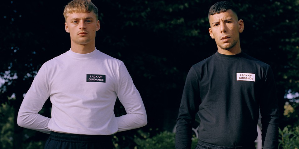 Lack of Guidance Is the Football-Inspired Brand That's Powered by Nostalgia