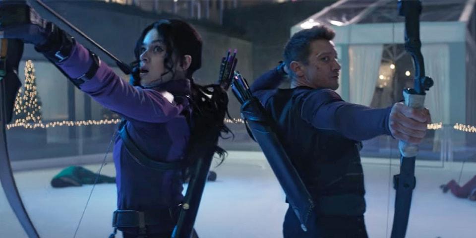 "Marvel Studios Reveals 'Hawkeye' ""Change of Plans"" Trailer"