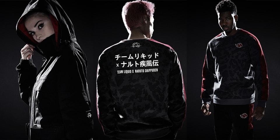 Team Liquid's 'Naruto' Assembles the Akatsuki