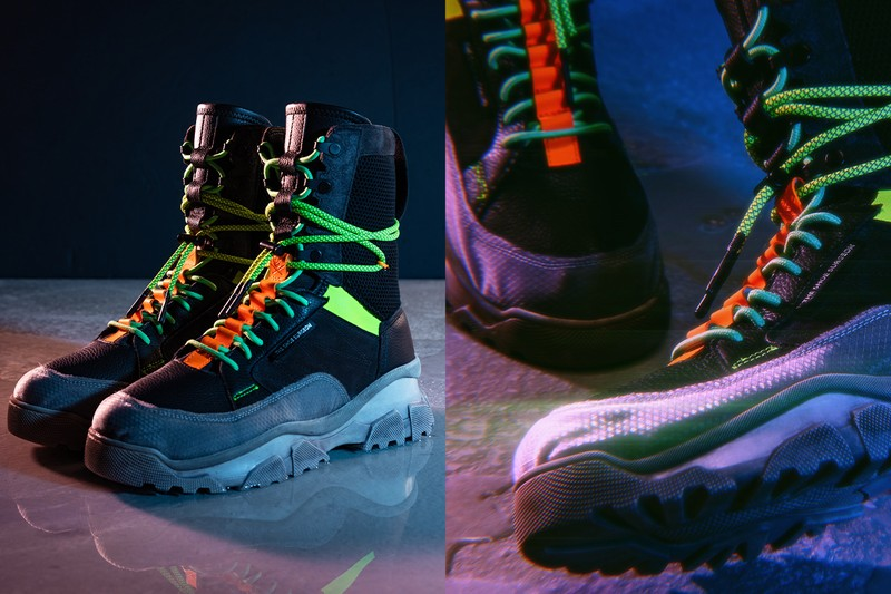 Oakley Enlists The Shoe Surgeon For Vibrant Take On Its Coyote Boot