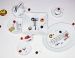 Off-White Debuts Limited-Edition Ginori 1735 Homeware Collaboration