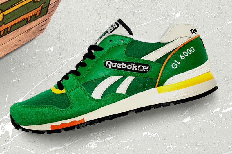 Reebok Reveals Keith Haring Sneaker Collaboration