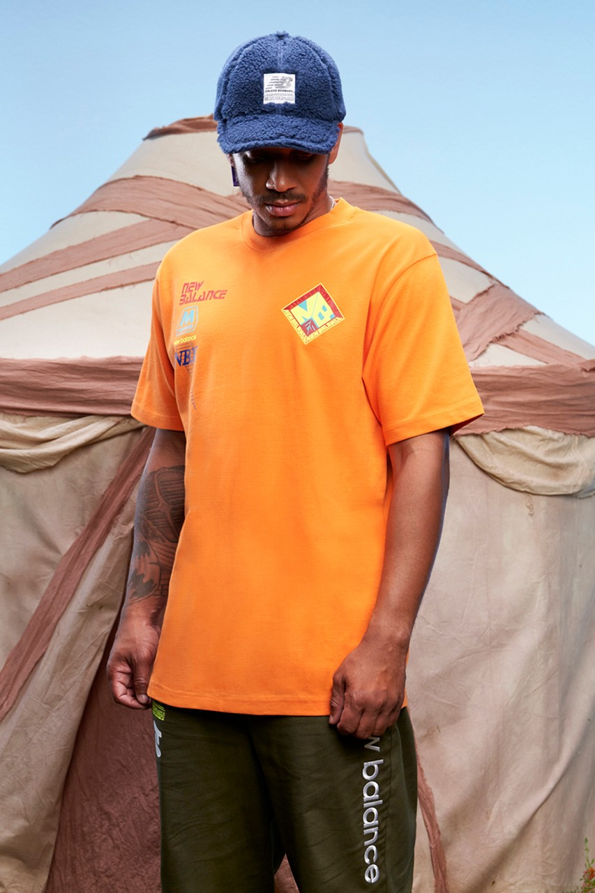 "New Balance 574 Yurt and Apparel ""Universal Communication"" Collection"