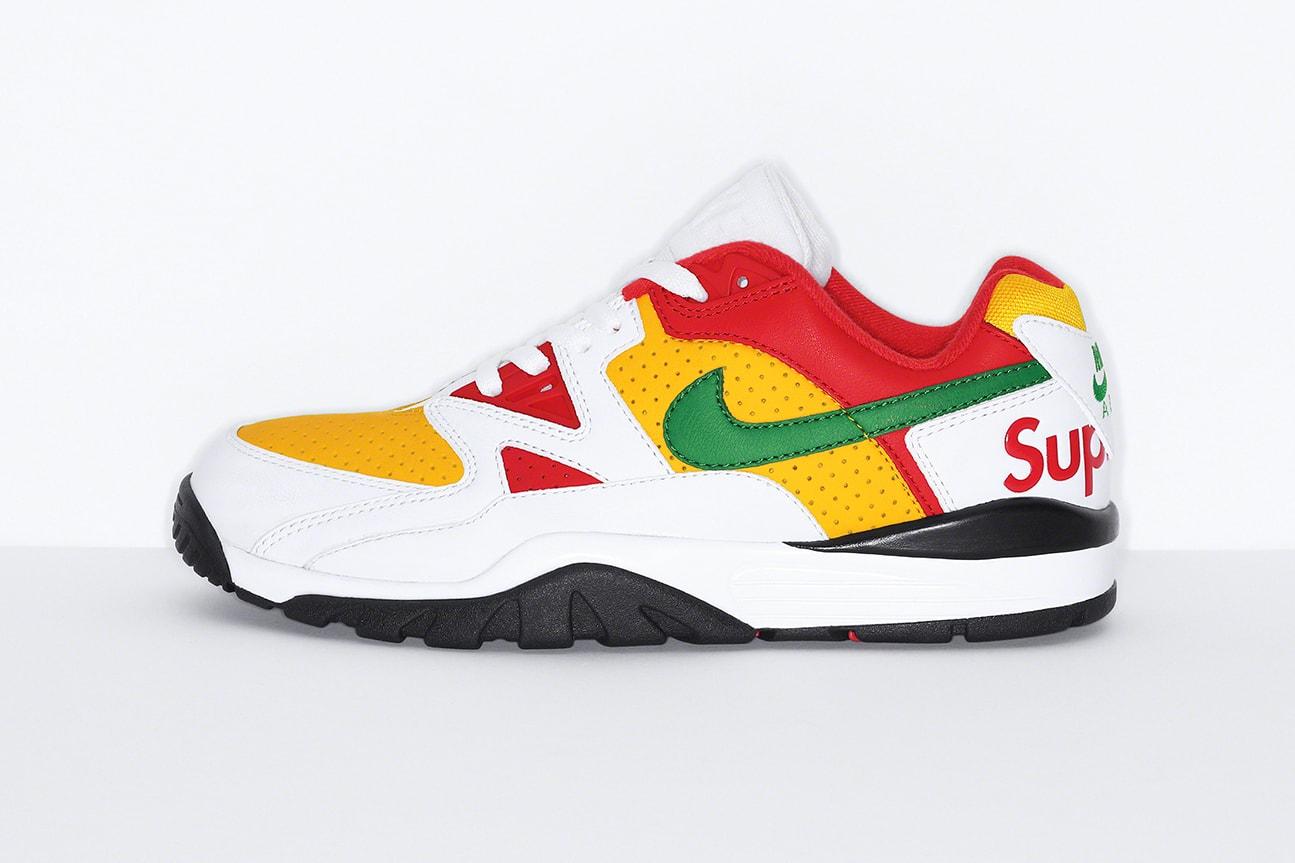 Supreme x Nike Cross Trainer Low