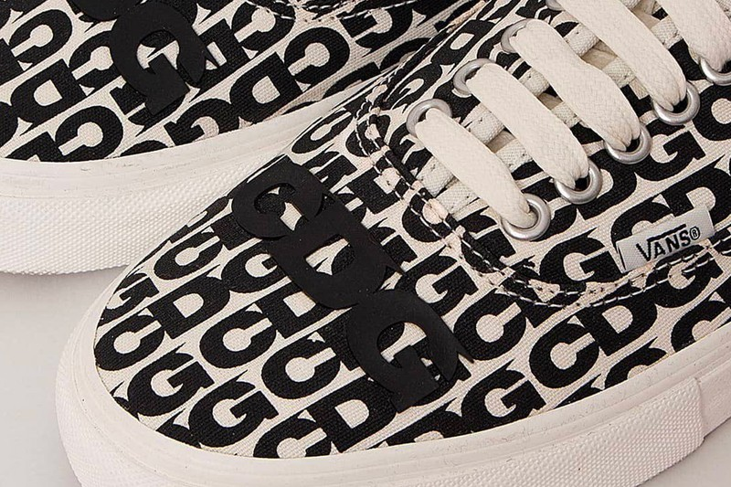 CDG x Vault by Vans Old Skool and Authentic Models Release at Dover Street Market