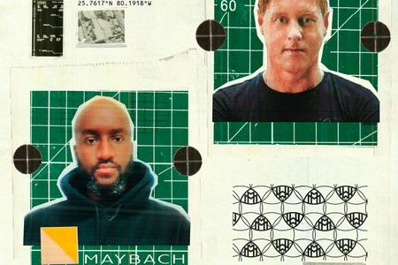 """Virgil Abloh and Mercedes-Maybach's """"Project MAYBACH"""" Will Redefine Luxury Electric Travel"""