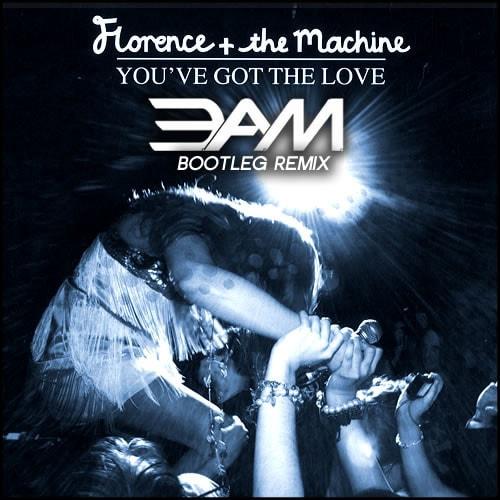 sale retailer dcf87 3b002 Florence + the Machine - You ve Got the Love (3.A.M. Remix