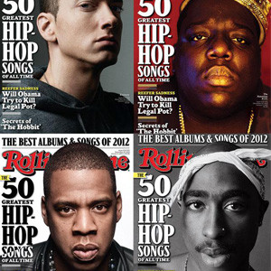 Rolling Stone Reveals Its '50 Greatest Hip-Hop Songs of All