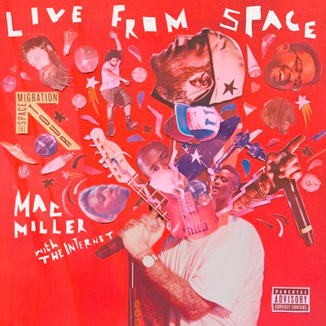 Mac miller live from space