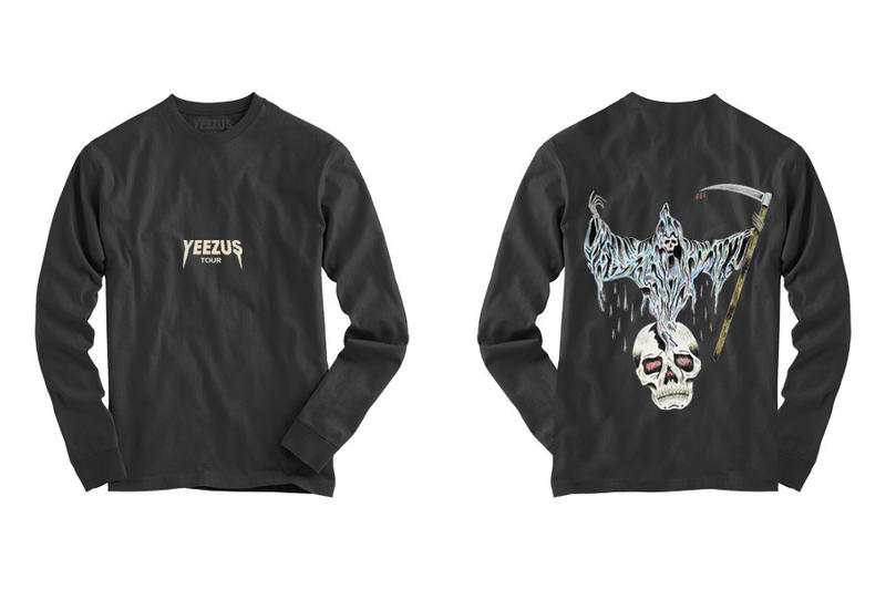 Kanye West Releases More 'Yeezus Tour' Merchandise | HYPEBEAST