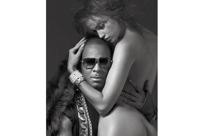 R  Kelly's New Album to Be Titled 'White Panties' | HYPEBEAST