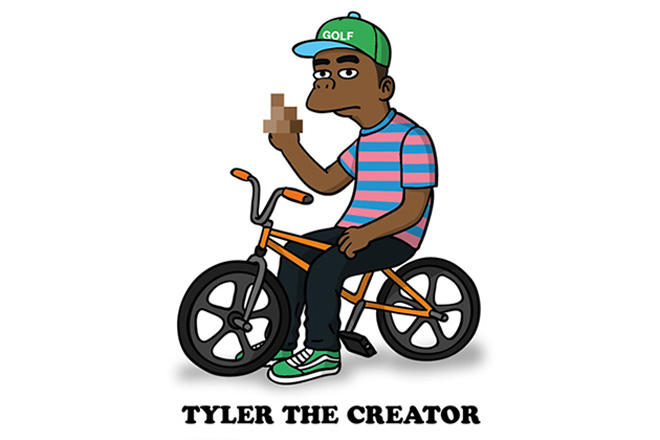 here s drake kanye west tyler the creator and more re imagined as cartoon characters hypebeast re imagined as cartoon characters
