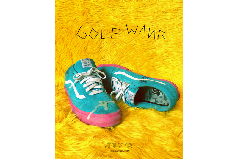 cfd233cf697a Vans has linked up with Tyler The Creator and his Golf Wang crew once more  on a brand new capsule
