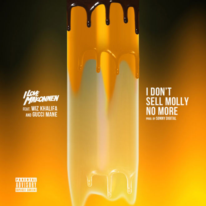 373cc7a1646f ILOVEMAKONNEN featuring Wiz Khalifa   Gucci Mane - I Don t Sell Molly No  More