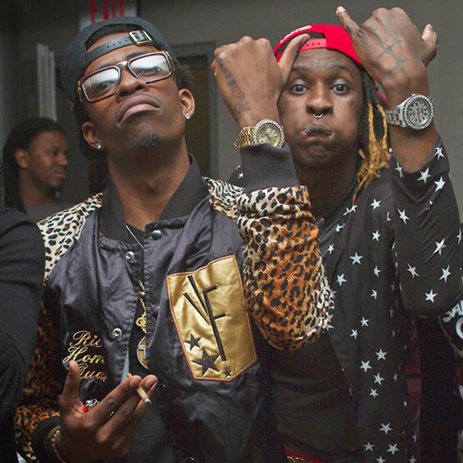 Rich Homie Quan and Young Thug - My Homie   HYPEBEAST