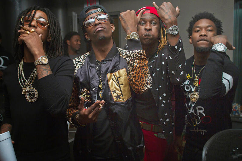Rich Homie Quan and Young Thug - My Homie | HYPEBEAST