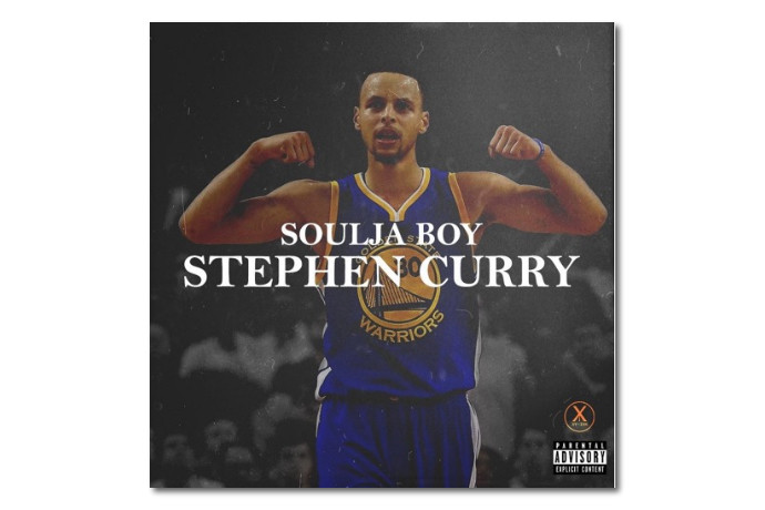 ff86a53d5444 Listen to Soulja Boy Stephen Curry