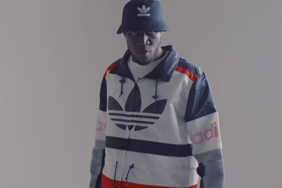 NIGO Enlists Stormzy for adidas Originals Campaign  334d2b39bc9