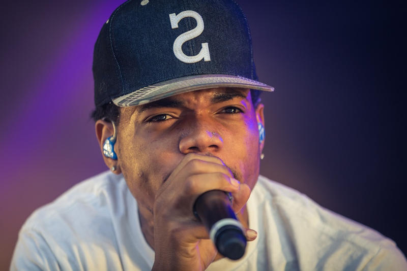 Create Your Own Artwork Cover For Chance The Rapper S Coloring