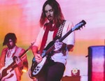 "Tame Impala Perform ""Nangs"" for 1st Time at Primavera"