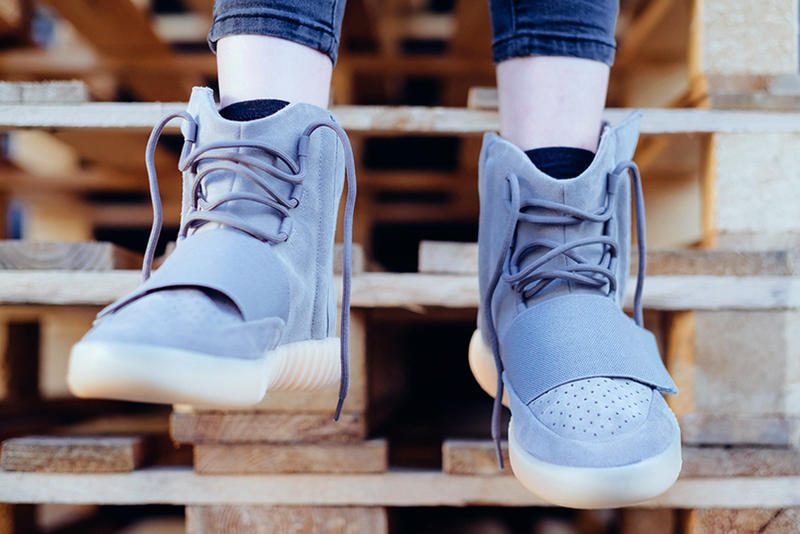 An Up Close Look at The Upcoming Yeezy Boost 750 Light Grey Gum ... 72b48a645e
