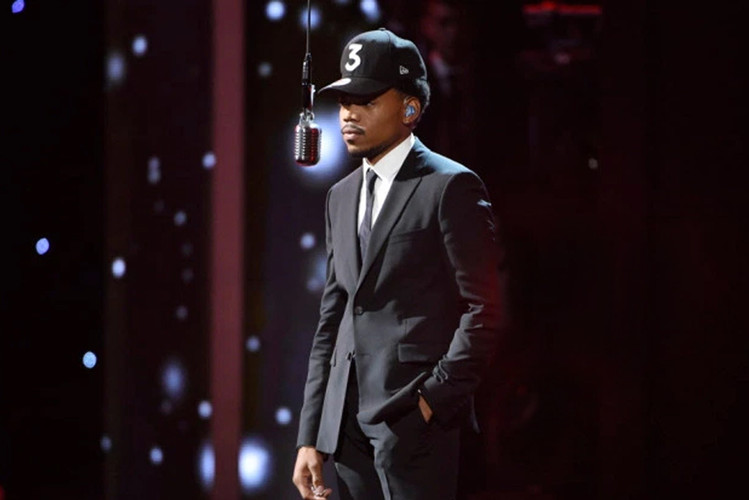 8217fca46248 Watch Chance the Rapper   The Social Experiment Honor Muhammad Ali at the  ESPY Awards with