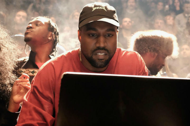 """Kanye West Says Competition Between Apple and Tidal is """"F*cking Up"""